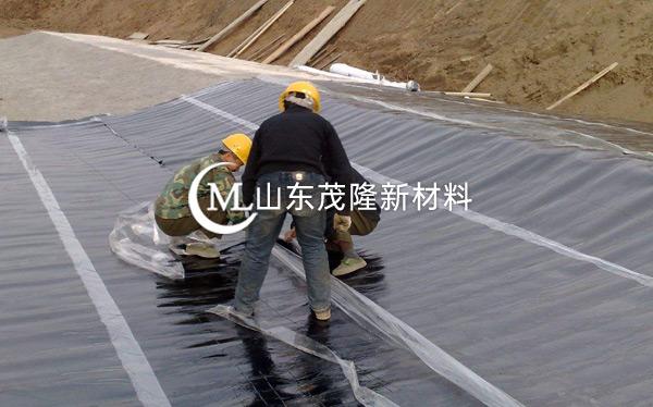 《京沈客专京冀段十四标》模板布、防水板施工