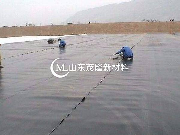 土工膜施工时的注意事项