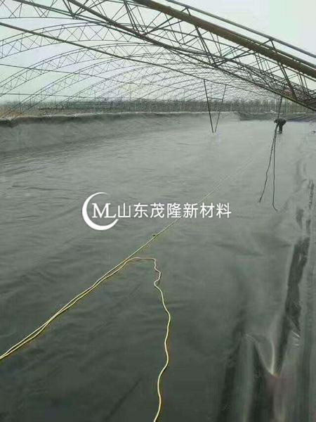 防渗膜可作用于炼油基地地面防渗