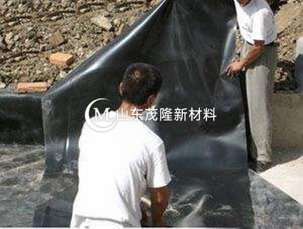 土工膜的有损检测和无损检测