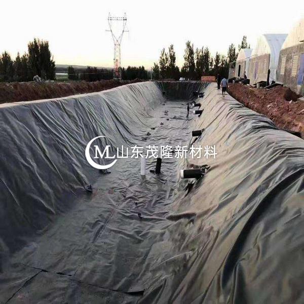 渠道衬砌土工膜作业指导书—土工膜的运输、储存及铺设前检查