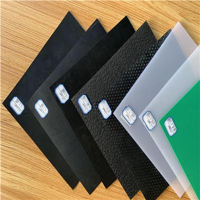 常用土工膜厚度 土工膜规格