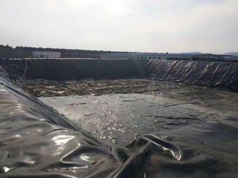 1.5mmhdpe土工膜在沼气池设计中的作用