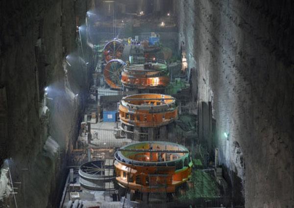 中国第二大水电站——溪洛渡水电站  第8张
