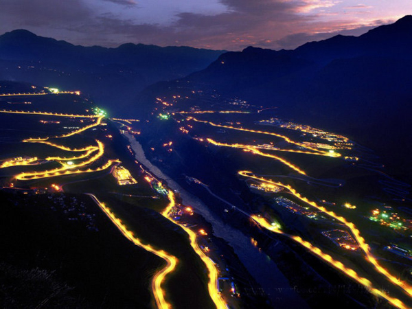 中国第二大水电站——溪洛渡水电站  第5张
