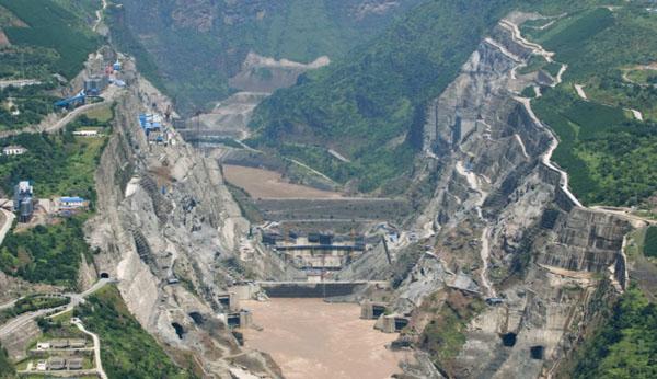 中国第二大水电站——溪洛渡水电站  第9张