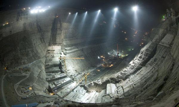 中国第二大水电站——溪洛渡水电站  第7张