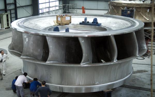 中国第二大水电站——溪洛渡水电站  第10张