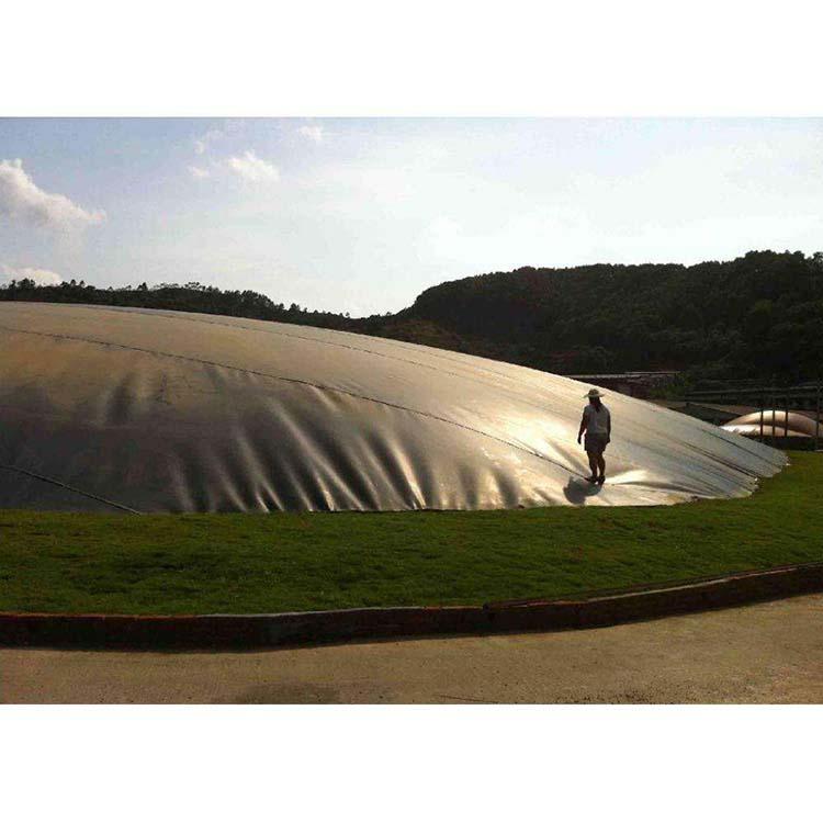 农村越来越好 黑膜沼气池成为能源环保模式