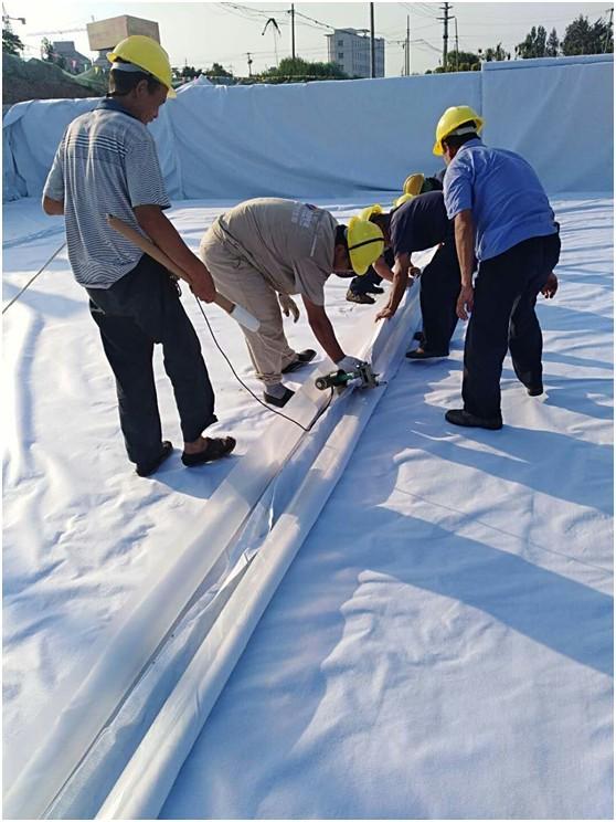 土工膜物理力学性能与工作环境匹配指数  第2张