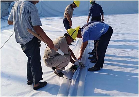 水利水电工程使用土工膜需要考虑的具体条件  第2张