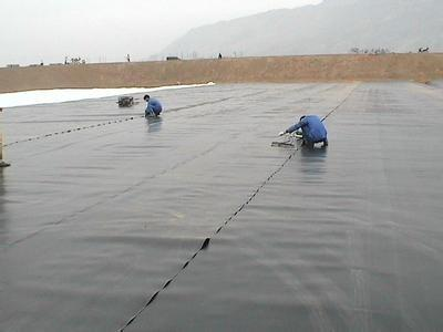 HDPE土工膜膜担填埋用料主力军