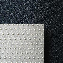 HDPE传统糙面与防滑性柱点糙面土工膜的性能对比