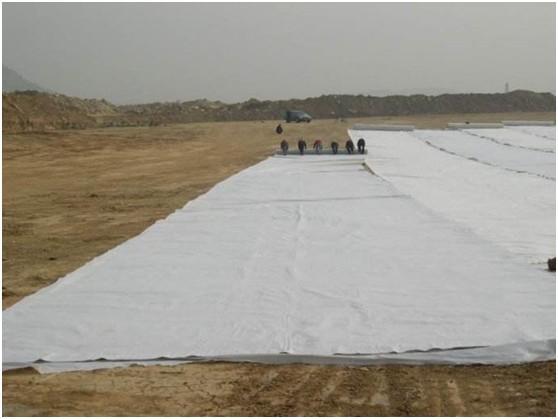 土工布覆盖补及聚乙烯薄膜密的优  第2张