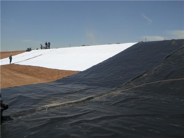 土工膜在填埋场填埋区域临时覆盖要求  第1张