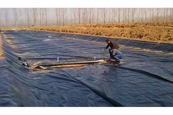 土工膜施工中容易出现的问题及常见处理措施