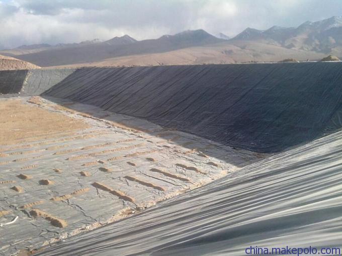 垃圾场专用土工防渗膜及防水毯的验收标准