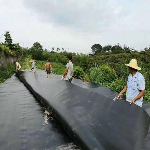 防渗复合土工膜在水利工程中的施工及质量控制